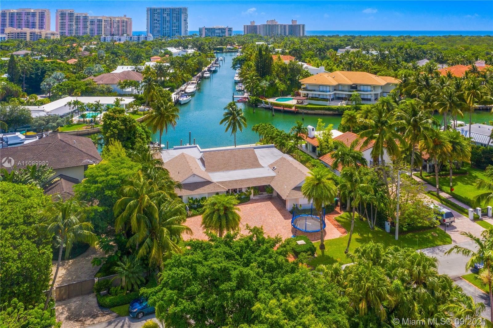 1045 Mariner Drive, Key Biscayne, Florida 33149