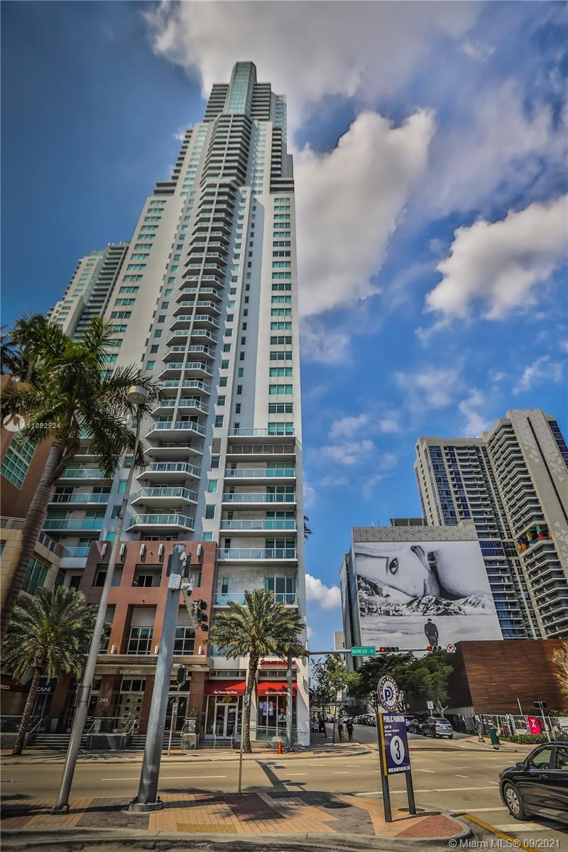 244 Biscayne Blvd 1408, Miami, FL 33132