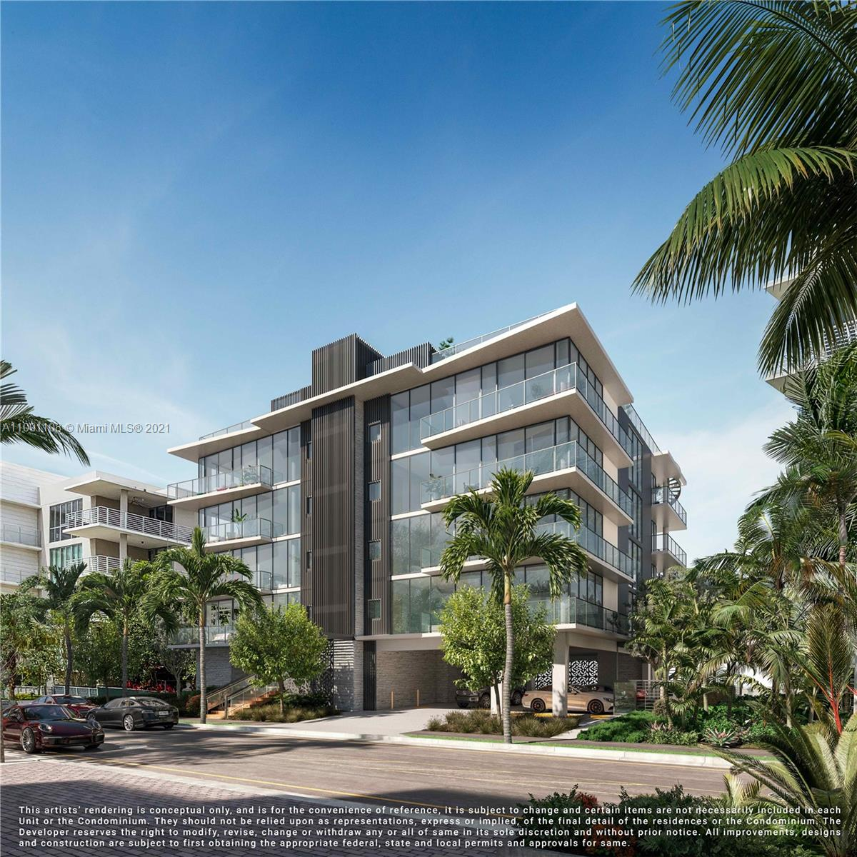 """Casa Murano Las Olas will rise 5 stories on beautiful Rio Grande Canal. Only 8 residences approx. 3,100 ft.², massive terraces w/gorgeous sunrise & sunset views. All custom designed floating homes are 3 bedrooms +den & 4.5 baths; 10' ceilings, private elevator, coffered ceilings and elegant lighting. Exquisite finishes designed by IDC Interiors offering customizable Wolf/Subzero chef curated kitchen & bathrooms by renowned Mia Cucina. Boat slips & playful rooftop terraces w/hot tub & summer kitchen are included! Located in the heart of the yachting capital of the world; Fort Lauderdale. Steps away from Las Olas entertainment district, culinary cuisine & minutes to world famous Ft. Lauderdale Beach. """"Luxury waterfront living where no expense is overlooked"""" Completion date Q4-Winter 2022!"""