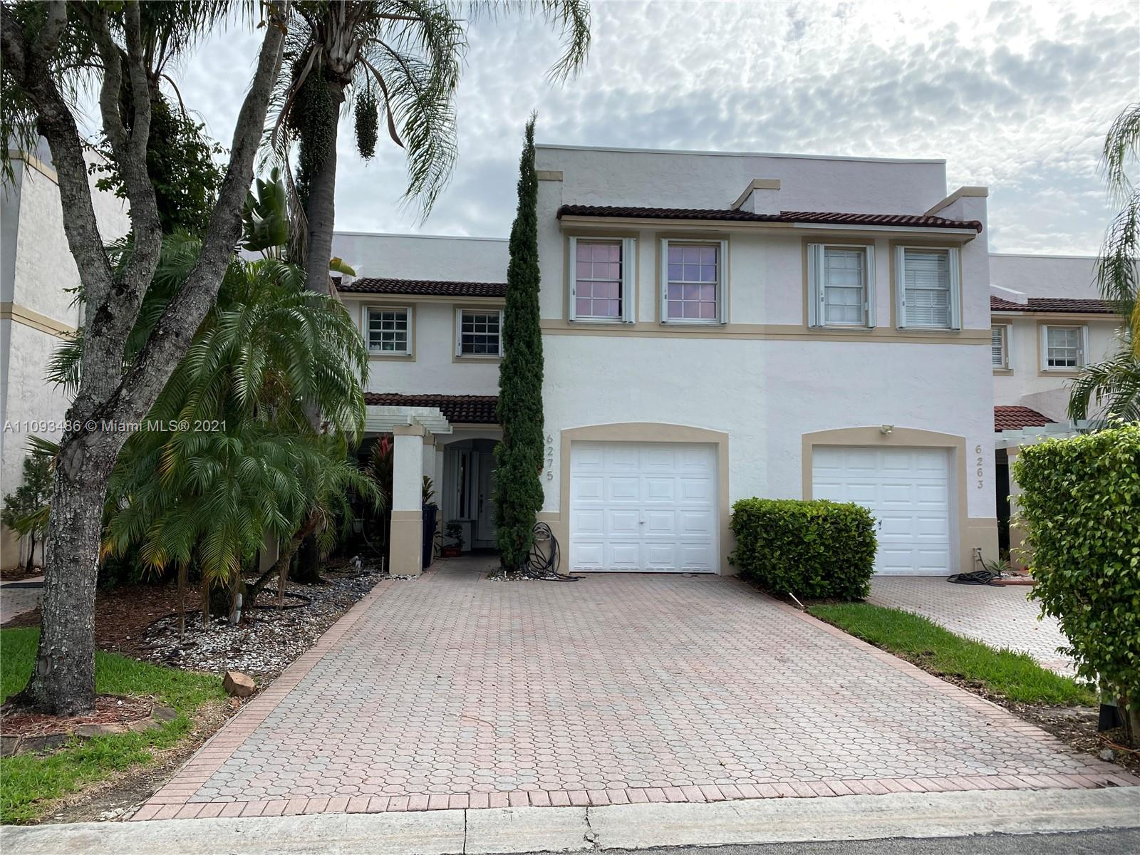 6275 NW 109th Ave  For Sale A11093486, FL