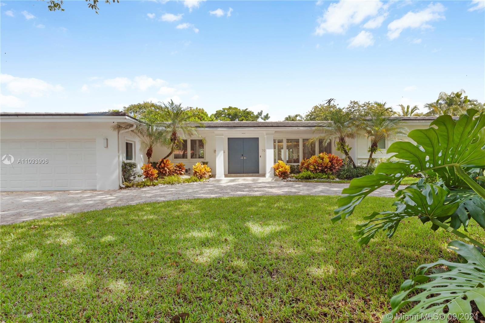 701 Coronado Ave, Coral Gables, Florida 33143