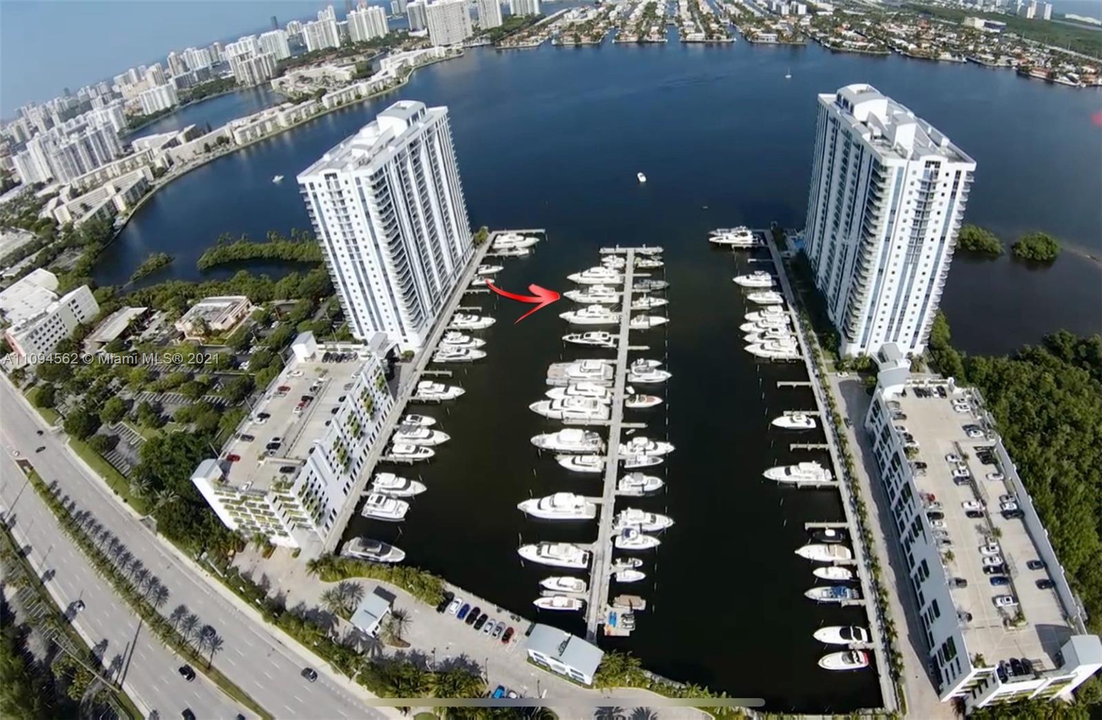 17101 Biscayne Blvd Slip 079, North Miami Beach, Florida 33160