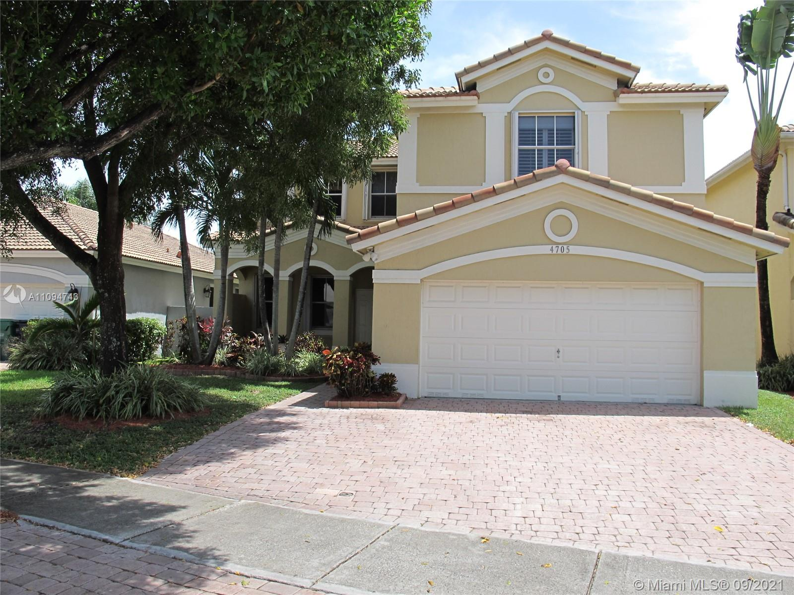 4705 NW 95th Ave  For Sale A11094743, FL