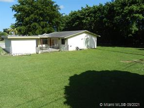 3/2 COUNTRY HOME IN THE REDLAND AVAILABLE FOR IMMEDIATE SALE. TURN-KEY AND FINANCEABLE, THIS PROPERTY AFFORDS ALL THE BENEFITS OF LIVING IN SOUTH DADE, WITHOUT ANY HOA INCONVENIENCES OR CDD COSTS. BRING YOUR BOAT, RV, ETC, PLENTY OF SPACE FOR ALL THE TOYS. ADD A POOL, THERE IS SPACE TO SPARE! HOME FEATURES AN EFFICIENT KITCHEN, SEPARATE DINING ROOM, AND AN EXTRA-LARGE LIVING ROOM PERFECT FOR ENTERTAINING. DETACHED GARAGE IS CONNECTED TO THE HOME VIA COVERED WALKWAY AND LARGE DRIVEWAY CAN EASILY FIT FOUR CARS. AN OPEN-AIR COURTYARD IS THE PERFECT SPOT TO HOST BBQS. THIS FAMILY HOME HAS GOOD ENERGY AND IS IN A SOUGHT-AFTER NEIGHBORHOOD WITH AN EXCELLENT COUNTY PARK JUST A BLOCK AWAY.  APPOINTMENT FOR ANY/ALL SHOWINGS IS REQUIRED AND WILL ONLY BE EXTENDED TO PREQUALIFIED BYERS. FHA/VA OK.