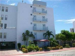 In the Heart of Miami Beach a spacious 1 Bedroom 1.5 Half bath unit in a Boutique Building with Balcony, offers Living, dining, foyer, walk in closet, 1 assigned parking, just one block from the Public Beach and centrally located from  Restaurants, shopping center,  Publix and a short drive to South Beach and Downtown Miami.  This well maintained building has passed it's 40 years inspection and keeps it's  low maintenance. Two year ownership before leasing is required, although Board of Directors are working on changing to 1 year. Please call listing agent for showing, as property vacant.