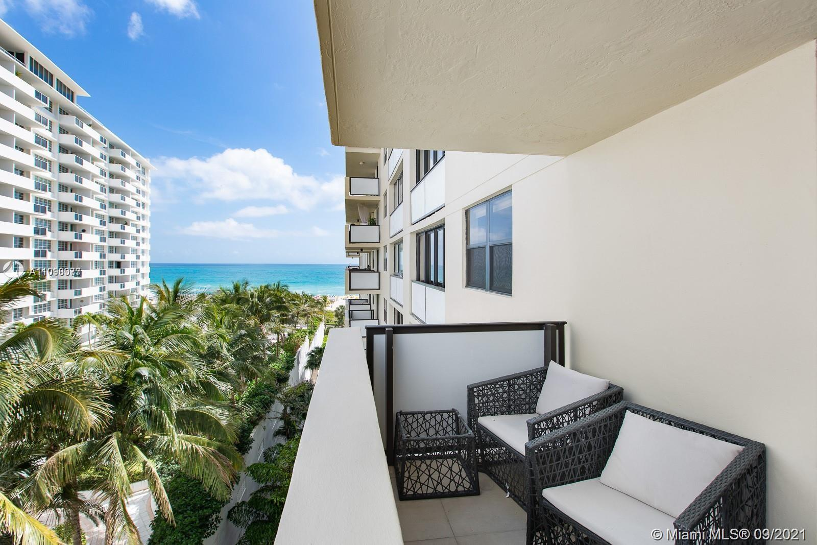 1621  Collins Ave #807 For Sale A11090077, FL