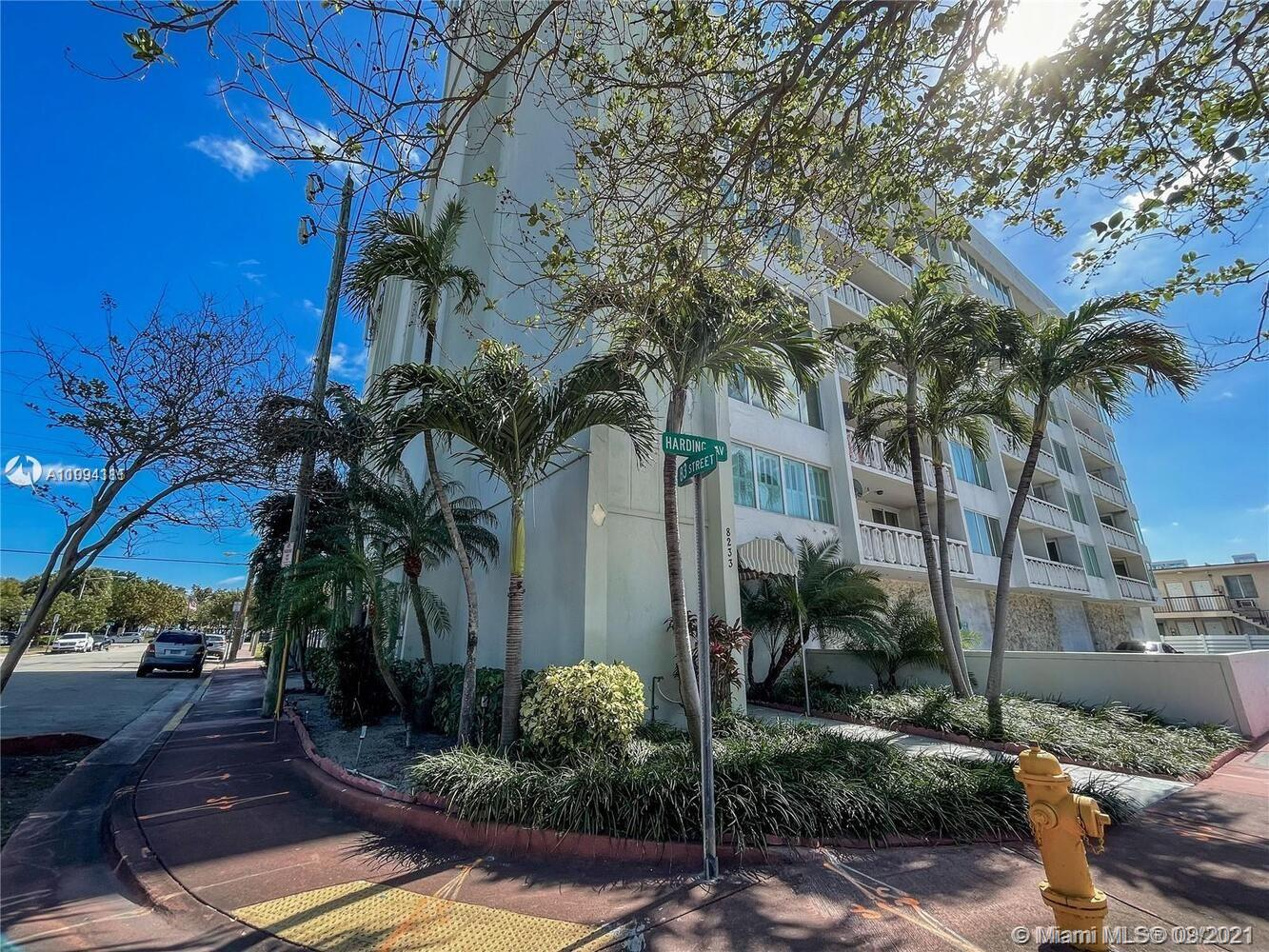 8233  Harding Ave #204 For Sale A11094111, FL