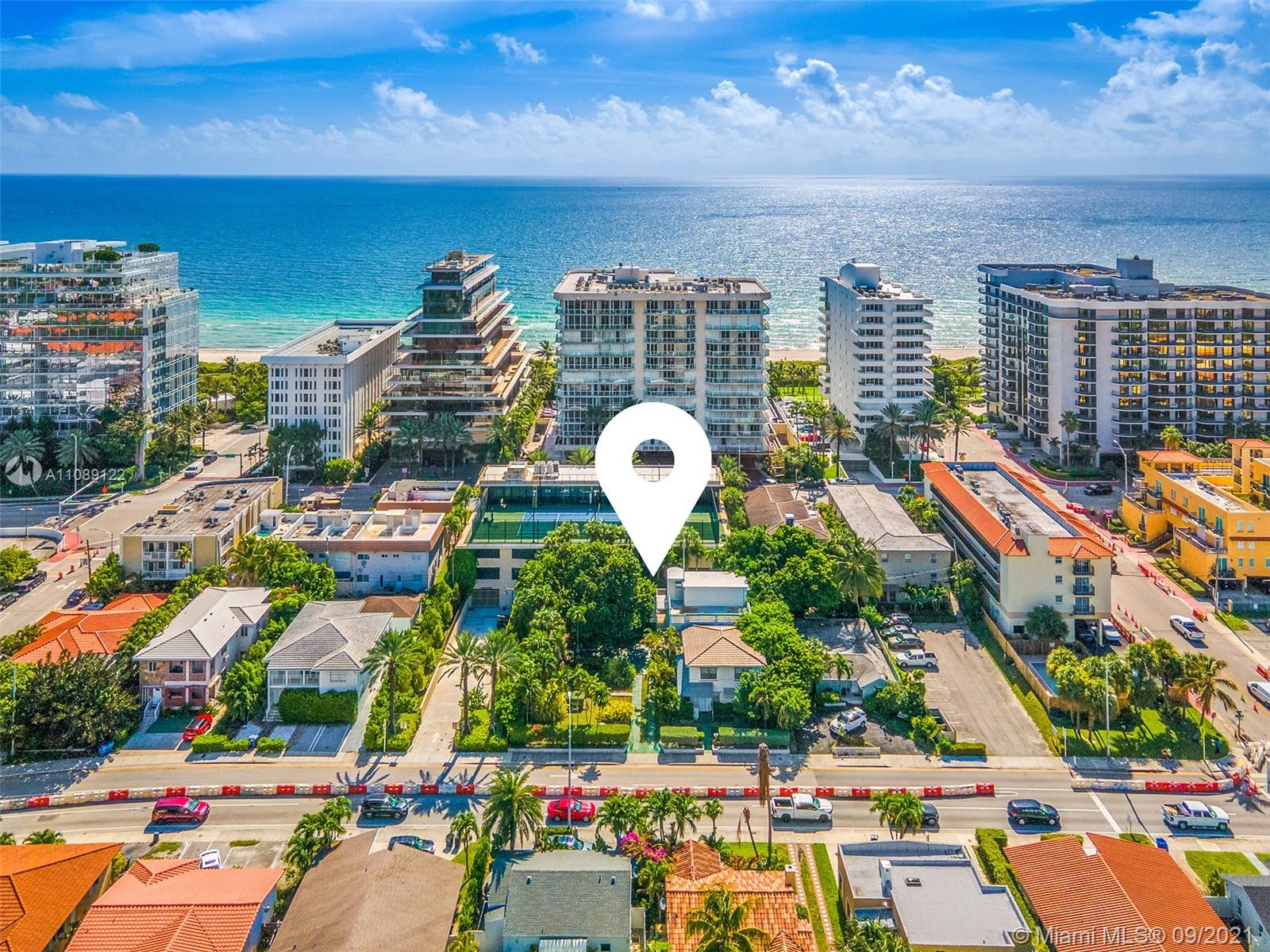 8927  Harding Ave  For Sale A11089122, FL