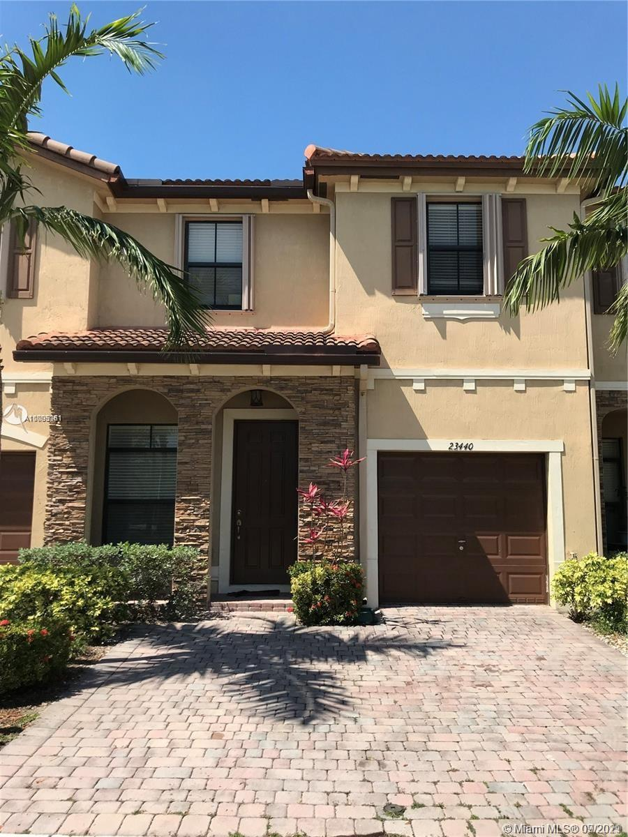 Beautiful 4 bedrooms 3 full baths and half ready to move in with stainless steel appliances, granite kitchen counter top, spacious living areas, large patio with no grass and close to shopping centers, restaurants and main highways. NO PETS ALLOWED.