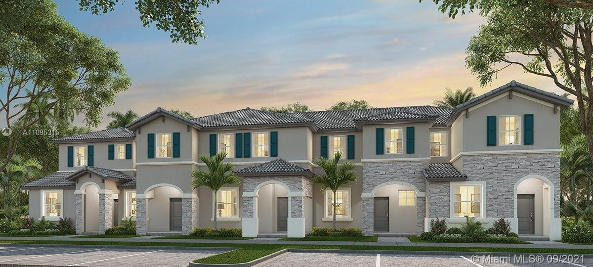 Brand new townhome never lived in. Ready to be occupied. Gated patio. Utilities not included in rental price. All appliances under warranty for one year. Easy to show!