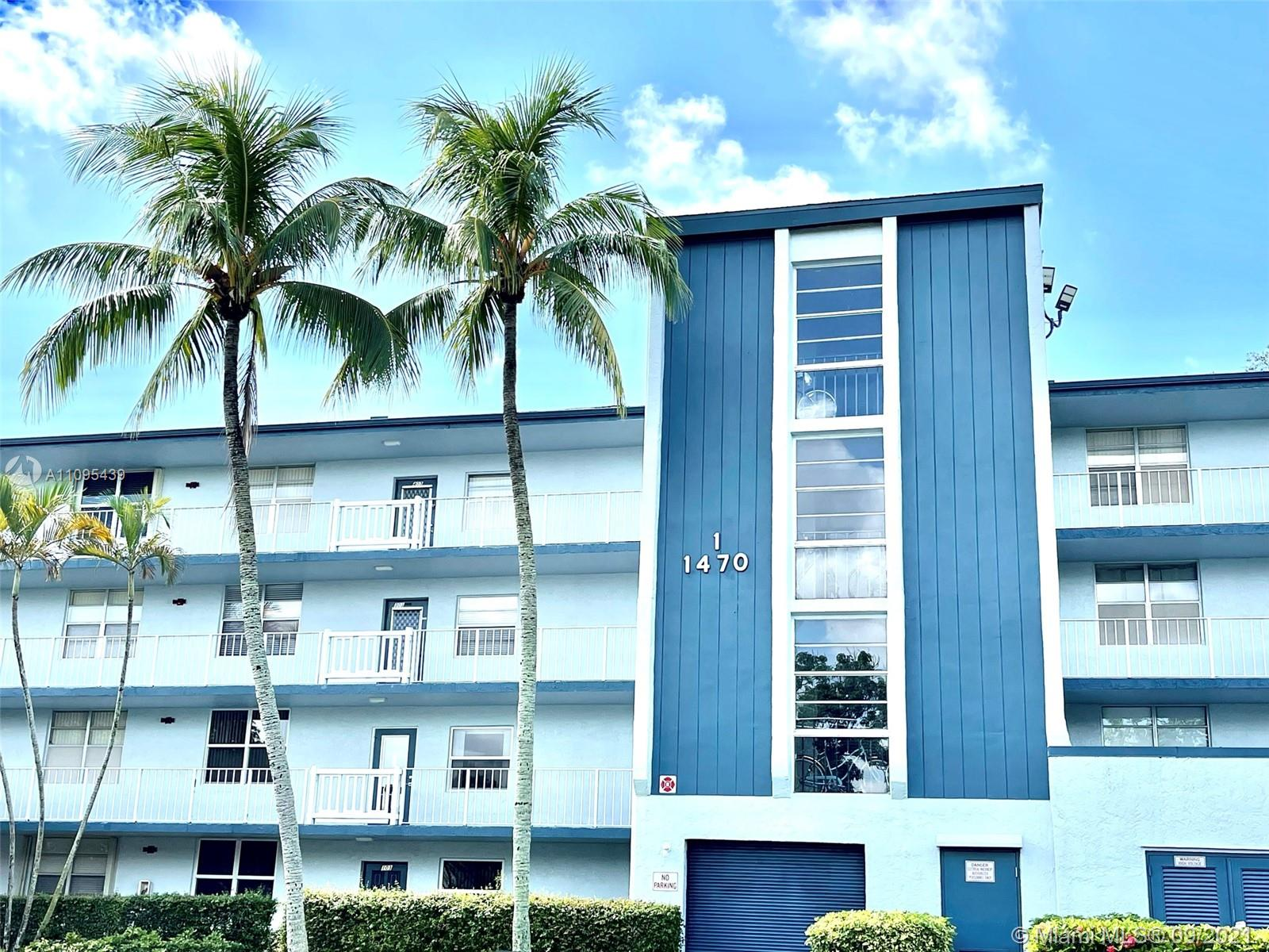 1470 80th Ave Unit 201, Margate, Florida 33063