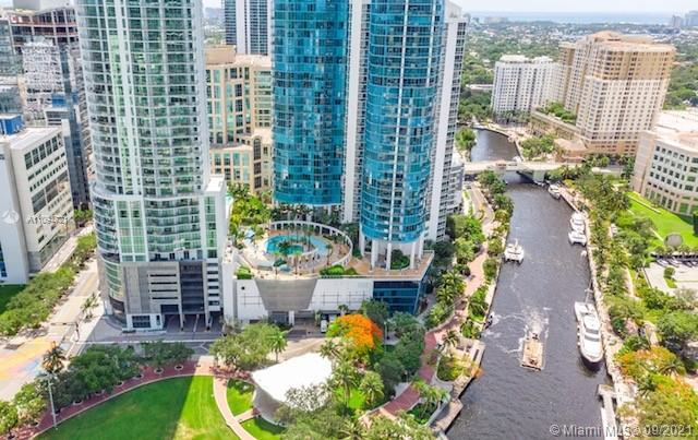 Gorgeous fully renovated & furnished river front Soho located in Las Olas River House, Ft Lauderdale's landmark tower. Incredible direct river views with floor to ceiling glass. Condo features semi private elevator foyer, stunning white porcelain floors throughout, spa like bathrooms, upgraded kitchen & endless views of the city skyline, river and Riverwalk. Lots of extra built in storage. Building provides 5 star lifestyle with world class fitness center & huge tropical pool deck. Spectacular 4M lobby renovation well underway by Steven G. Dynamic urban life at its best in the heart of downtown. Walk to all restaurants including new Eddie V's & Greenwise Grocery Market. Landlords would consider a shorter term at a higher price. This condo is stunning! Call or text today!