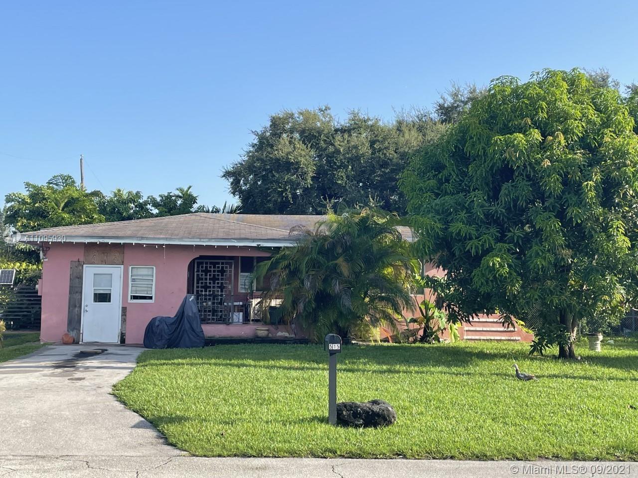 515 88th St, El Portal, Florida 33150