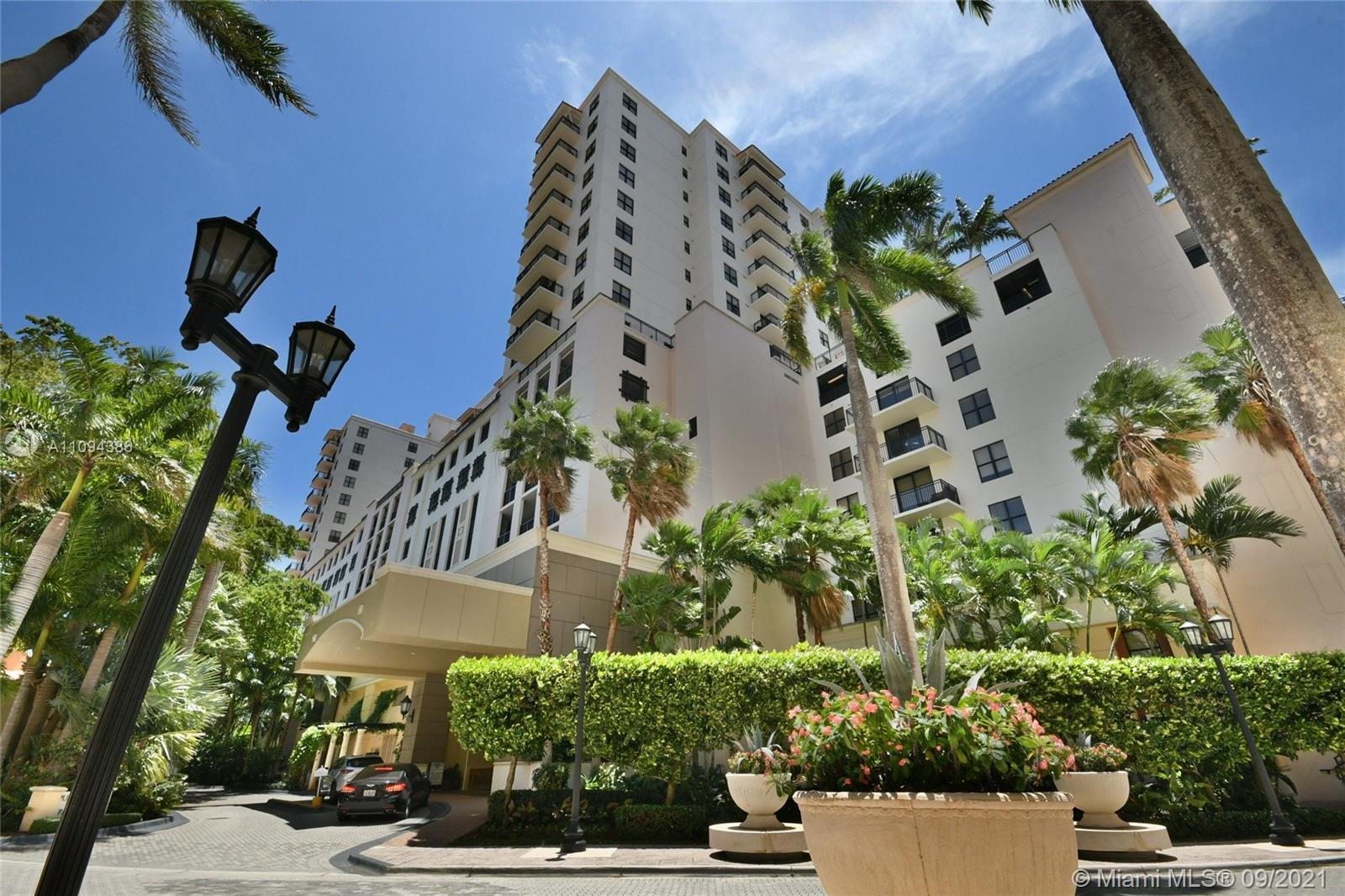Welcome to the center of everything! This luxury condo in the heart of Coral Gables (Douglas Rd) has everything you need and most certainly want. The entire condo unit has a balcony for full enjoyment of all that Coral Gables has to offer. The building has the amenities you desire: Pool, Gym, Conference Space, Clubroom, valet parking. The condo has 3 bedrooms and 2 bathrooms; wood and carpet floor, with granite counters, top with stainless steel appliances.