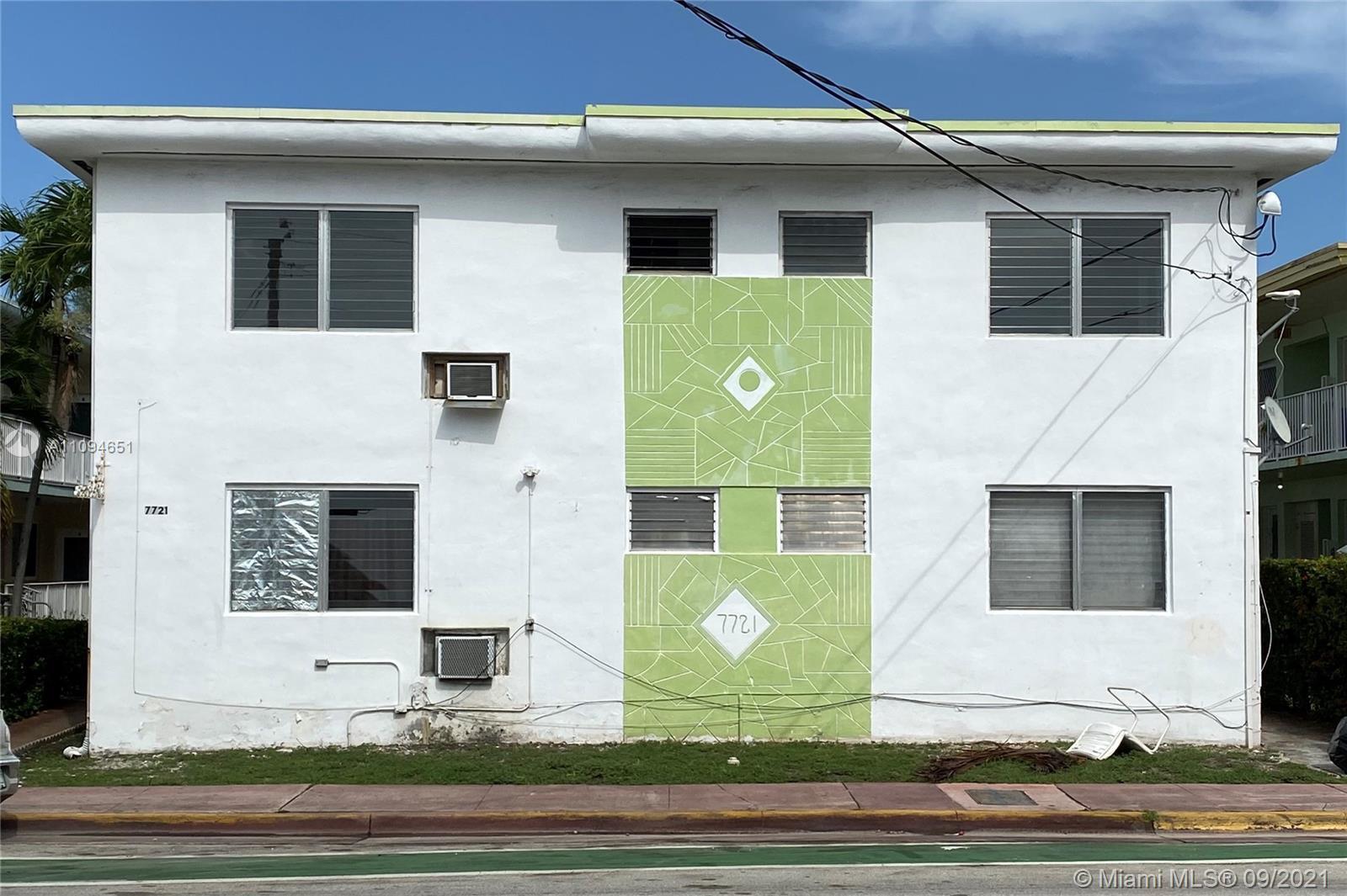 7721 Dickens Ave, Miami Beach, Florida 33141
