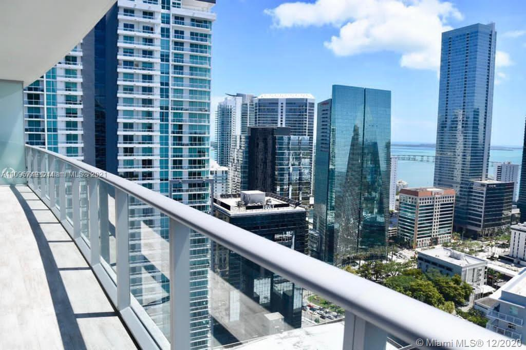 This 2015 2/2 condo created by Carlos Ott and designed by Pininfarina features a spacious floor-plan, open skyline views with lots of natural light, impact resistant windows and doors, a large balcony and Italian cabinetry. Resort Style Amenities include a rooftop pool, larger pool on 9th Floor, Fitness Center, Kids Room, Club Room with Billiards table and room to entertain, theatre and sauna. Enjoy the Brickell lifestyle - centrally located to restaurants, shops, supermarkets, Mary Brickell Village, Brickell City Centre, Metrorail & Metromover.