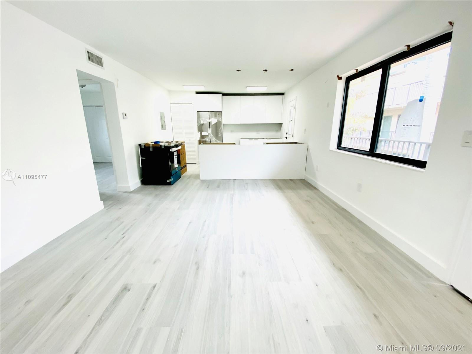 JUST REMODELED Modern 2bed with a beautiful Garden Oasis, located in the heart of Coconut Grove! Pet-friendly, 2 Bedroom unit is steps from CocoWalk, Peacock Park, Kennedy Park, world-class shopping & dining. Boasting modern tiled floors, top-of-the-line appliances, and a modern open kitchen, your new home awaits! The Courtyards are residential condos under a canopy of shade trees, complete with gated access & secured parking. The community offers swimming pools, lounge chairs & patio tables in the courtyard. Minutes from UM & City Center. Available Sept 20th. It won't last. Call for showings!