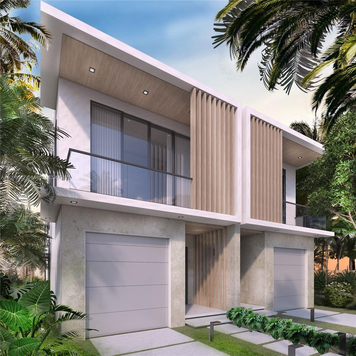 *Brand New Construction* Two – story, 2450 SQ FT modern Coconut Grove townhomes featuring additional 1000 SQ FT (+/-) private rooftop terraces with BBQ & trellis - perfect for entertaining. Exceptionally located in central Coconut Grove with 3 bedrooms / 3.5 bathrooms, and walk-in closets throughout. Expansive modern kitchens with stainless steel appliances, natural tones, premium finishes, high ceilings, and impact windows.  Find yourself living minutes from select destinations such as Coconut Grove's famed Cocowalk, Merrick Park, Coral Gables, Brickell, and the upcoming Grove Central Station & The Underline - providing walkable access to shopping, dining, and Miami's Metrorail via a landscaped pedestrian pathway. Estimated completion September 2022.