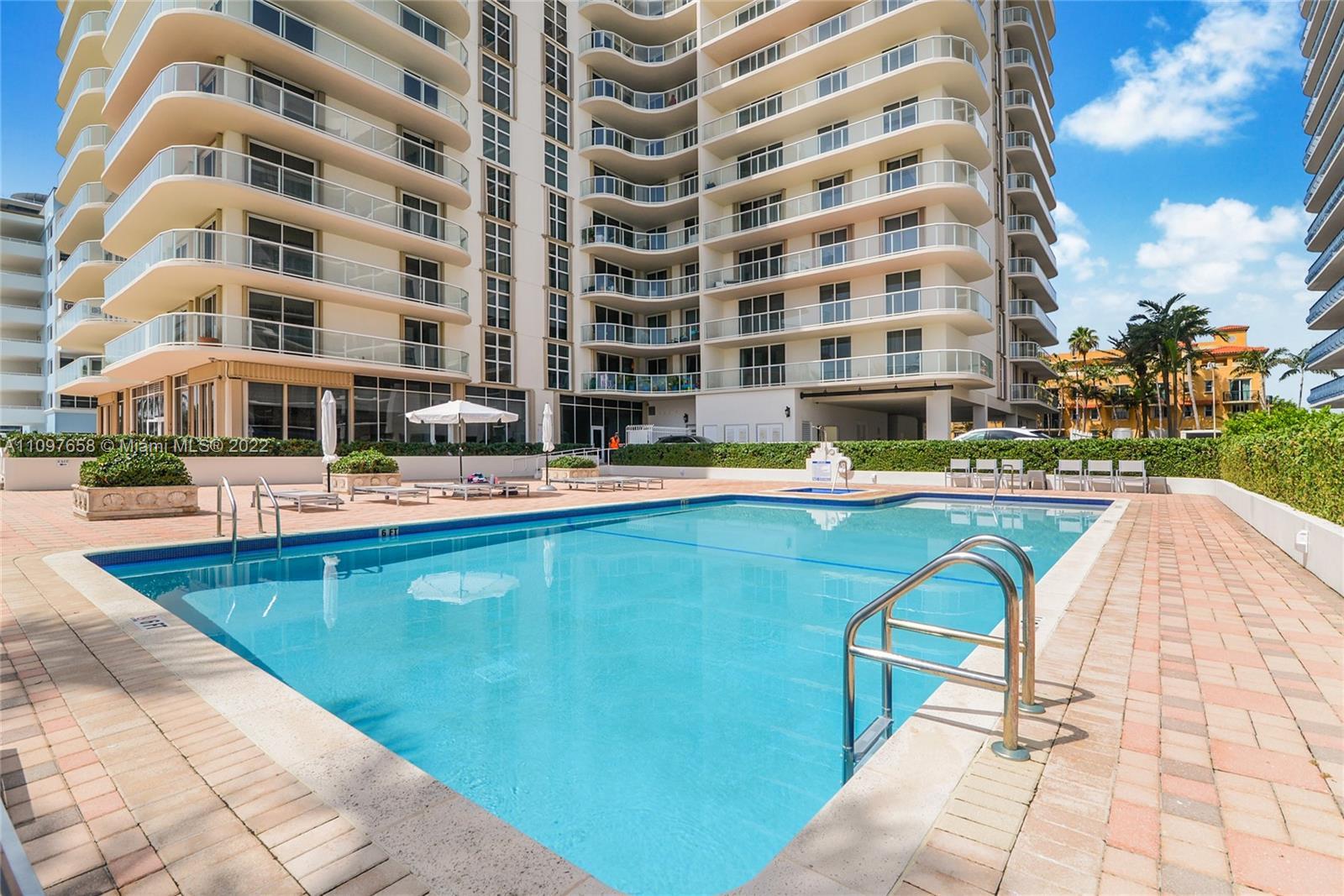 8855  Collins Ave #6E For Sale A11097658, FL