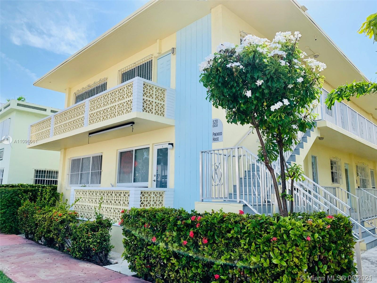 520  Euclid Ave #5 For Sale A11096061, FL