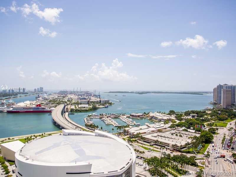 888 Biscayne Blvd 3605, Miami, FL 33132