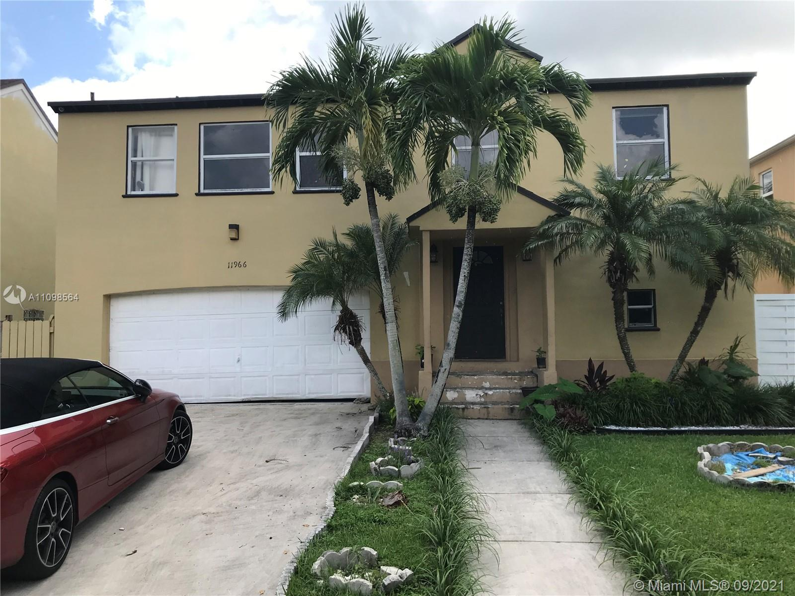 GREAT OPPORTUNITY TO MAKE THIS PROPERTY YOUR HOME.  THE PROPERTY NEEDS WORK.  SELLING SUBSTANTIALLY BELOW MARKET VALUE.  SOME WORK HAS BEEN COMPLETED.