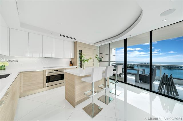Live along the southern part of Brickell  in this beautiful two bedroom plus den residence in the prestigious Bristol Tower. This residence features a large wrap around balcony with stunning panoramic bay and city views. This residence recently  was gut renovated with high end finishes sparing no expense. The Bristol tower features tennis court, gym, convenience store, valet parking, children's room and resort style pool. Close proximity to Key Biscayne, Coconut Grove, Brickell-Downtown Miami and all that  the greater Miami area has to offer.