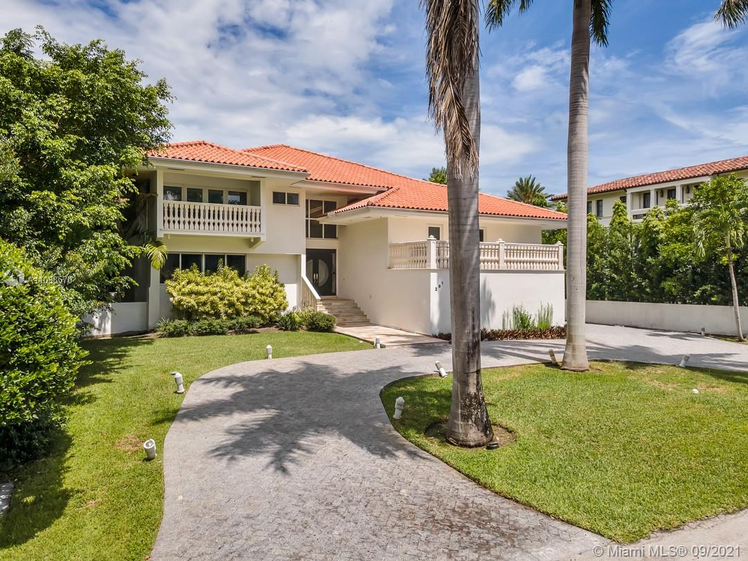 Location Location Location !!!! Here is a chance to own a very elegant waterfront home in Coco Plum . Home features 7 bedrooms, 7 bathrooms, three car garage, large formal dining room, impact windows , Marble floors and beautiful pool over looking a 55 foot dock. Don't miss your chance of owning a piece of paradise.