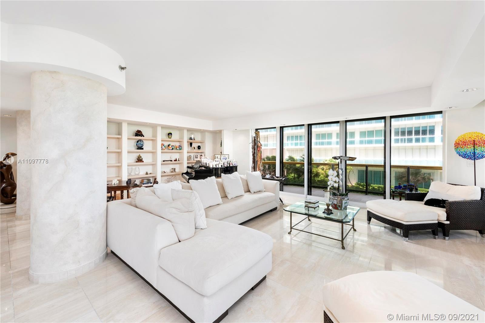 NE CORNER LISTING OFFERING FLOOR TO CEILING WINDOW OCEAN VIEWS OVER LUSHLY LANDSCAPED TREES AND GARDENS. BAL HARBOUR TOWERS IS A 5-STAR FULL SERVICE BUILDING WITH RESORT STYLE AMENITIES INCLUDING 24-HOUR SECURITY AND VALET SERVICE,GYM, TENNIS COURTS, POOL AND BEACH SERVICE AND A PRIVATE RESTAURANT. STEPS FROM WORLD-RENOWNED BAL HARBOUR SHOPS. GREAT VALUE!