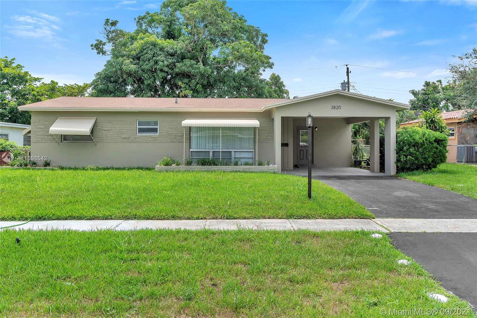 3820 6th Pl, Lauderhill, Florida 33311