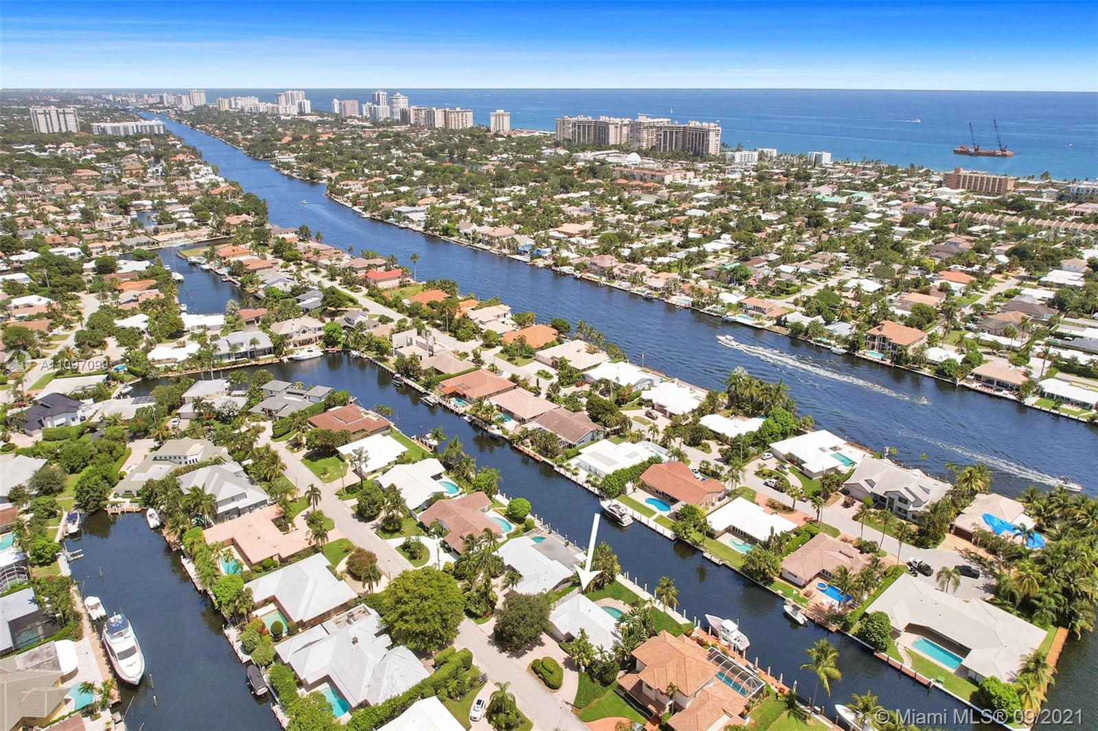 5220 NE 32nd Ave  For Sale A11097099, FL