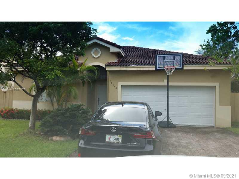 22640 SW 103rd Ave  For Sale A11097872, FL