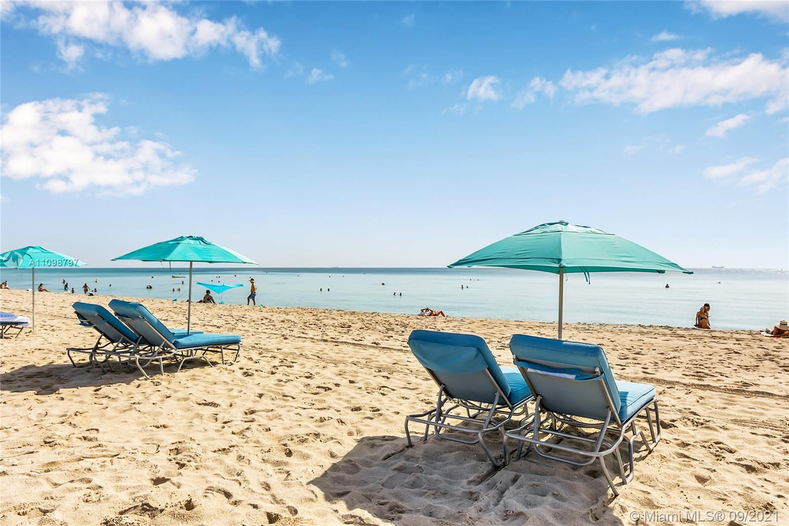 ON THE OCEAN WITH CHARM AND WARMTH BEYOND BELIEF! Corner residence at the award winner Michael Graves Oceanfront Luxury Condo, affording both direct ocean and bay/city views, marble floors throughout, marble bathrooms, top of the line appliances including Sub Zero, Italian cabinetry and custom white window treatments. New Mother of Pearl salt water pool, upgraded amenities including new steam bath, sauna, gym, Peloton Bike and private beach area exclusively for its residents with water & towel service.  Other amenities include a barbecue area, social room, air condition bike and storage room and a full professional & friendly staff to serve you! HAPPINESS IS WAKING UP TO VIEWS OF THE OCEAN. MAKE EACH DAY A BEACH DAY A LA MICHAEL GRAVES STYLE!