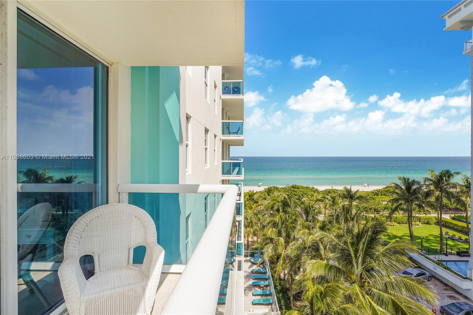 """OCEAN FRONT!! Exclusive BOUTIQUE BLDG. Beautiful 2 beds 2 baths fully renovated four years ago with Porcelain Tile Floors, fully decorated in a nice Beach white motif and earth tones. Great Building Amenities: 2 Heated Pools with Jacuzzi, Ocean Lounge, Chairs and Umbrella Service, Barbecue, Beach Volleyball, Gym, Billiard Room, WIFI in Common Areas, Bike Storage. Walking distance to Bal Harbor Shops, Publix, Restaurants and much more. The Unit is available for sale and rent. """"Special Assessment $302.21 monthly until December 2023"""""""