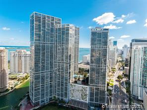 Icon Brickell Tower 3 residences. Breathtaking water views originally furnished and designed by Kelly Wearstler 1 Bed plus den converted to an enclosed bedroom with two beds unit is turnkey. The building offers five starts amenities. Valet only. Walking distance to Mary Brickell Village, new Brickell City Center Shopping, and Metro-Mover. Minutes away from Downtown Miami Area, New Museum, Miami Beach, Coconut Grove, and Airport. NO SUBLEASING IS ALLOWED. Easy to show contact listing agent unit is ready to be occupied.