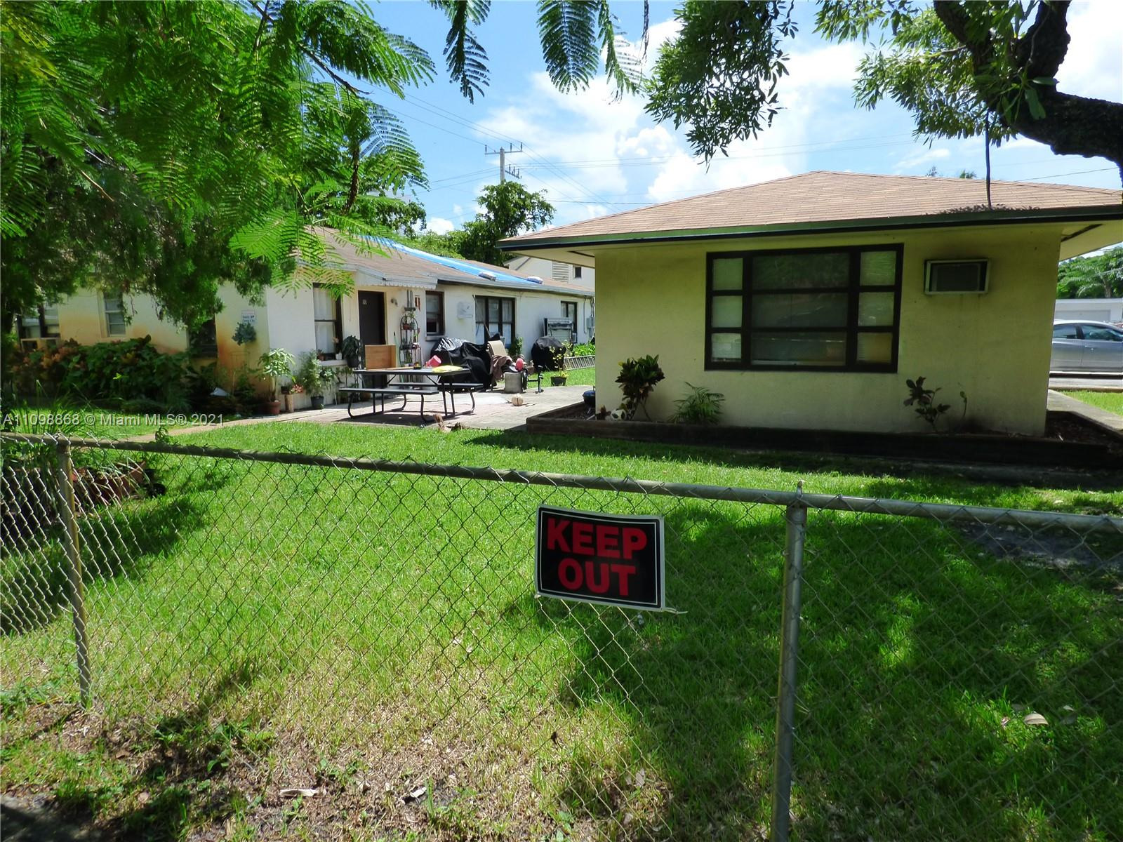 522 N 19th Ave #8 For Sale A11098868, FL