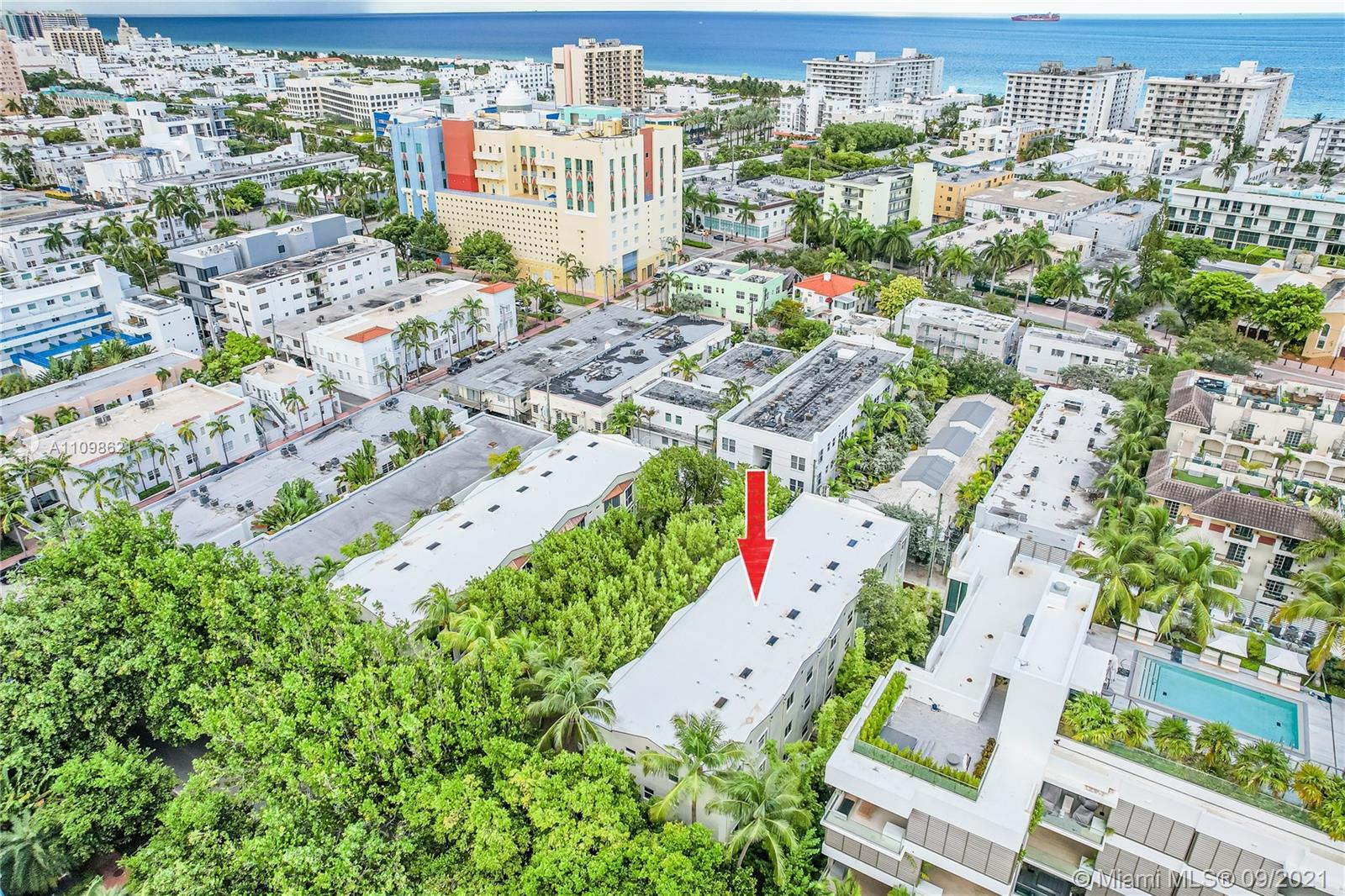 325  Meridian Ave #4 For Sale A11098621, FL
