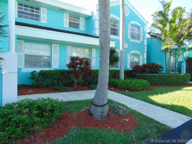 Spacious Keys Gate one bedroom one bath condo. Bright upstairs corner unit can easily be converted into 2 bedrooms. Currently rented to long term tenant. Unit has full size W/D, huge screened porch and carpeted living/dining and bedroom. Clubhouse and pool. Excellent security with 24/7 manned gate.