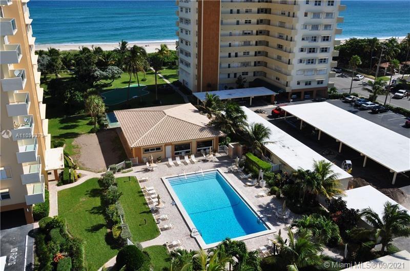 1630 N Ocean Blvd #315 For Sale A11099379, FL