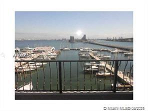 Spacious 1 bed/1.5 bath in extremely well located Venetia Condo adjacent to the Venetian Causeway.  Unit has direct bay view with lots of closet space, tiled floors, marble bathroom with shower and open kitchen.  In addition to a large balcony.  Building includes full service amenities pool, gym, concierge, valet, etc.  Minutes away from Miami Beach, Design district, Wynwood, Downtown and Brickell.  Short ride to the airport.  One valet parking space is included but no assigned parking. 40 year re-certification taking place. Unit is vacant. Special assessment is $232.88/mo until 2028