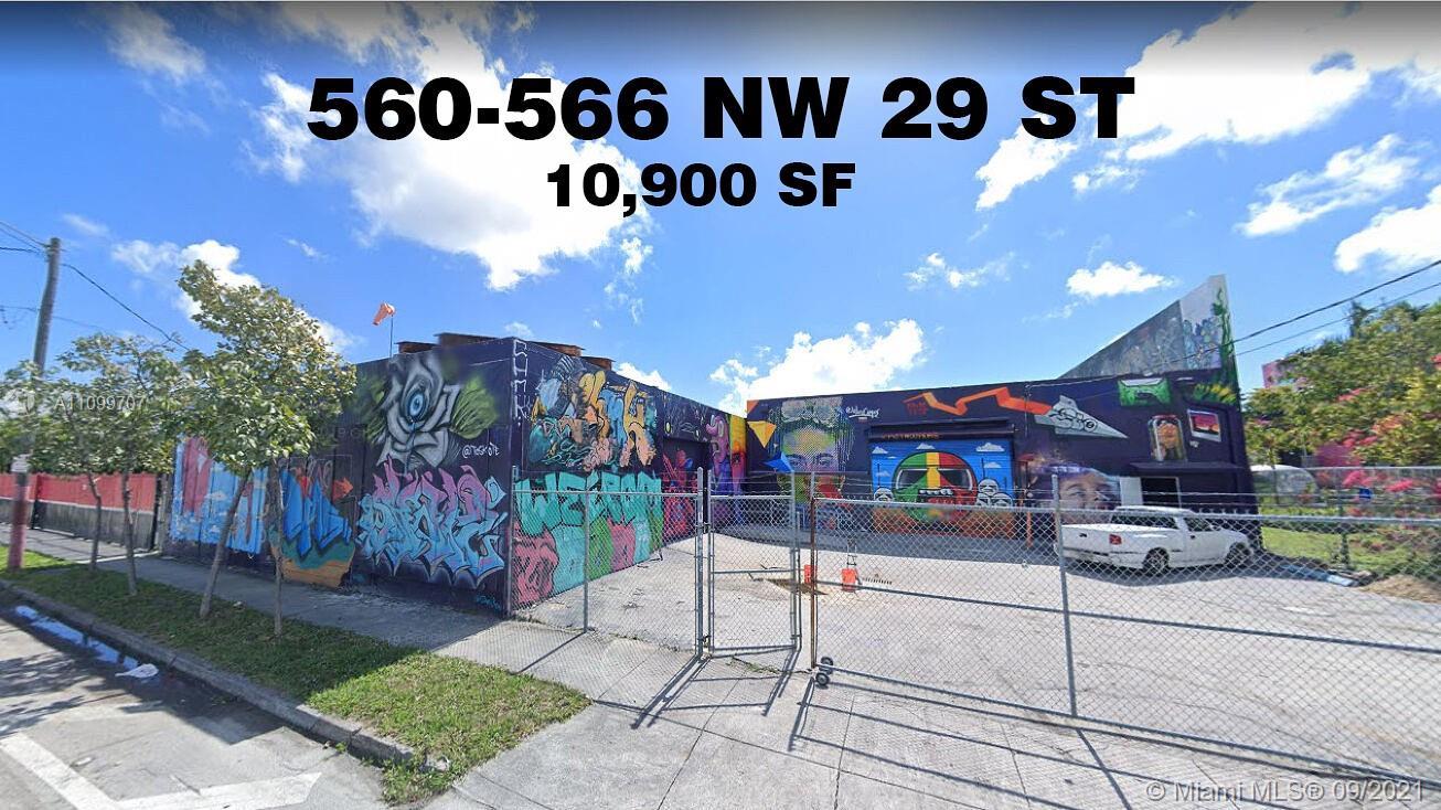 560 NW 29th St, Miami, FL 33127