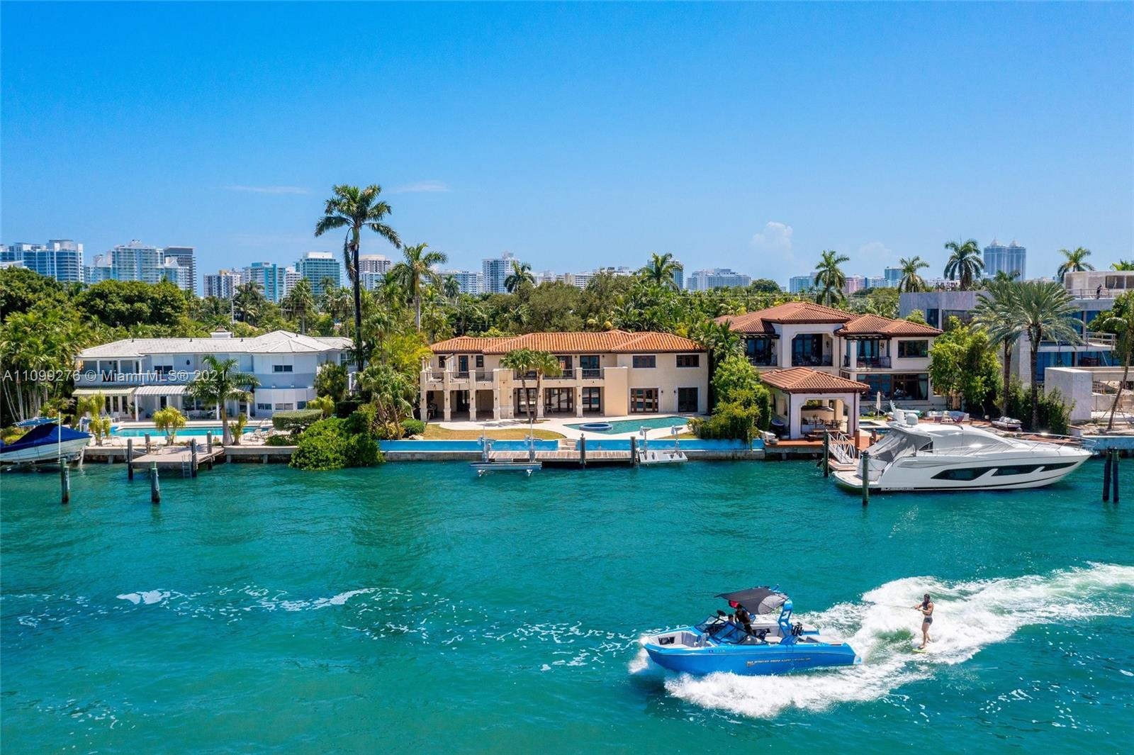 One of the only available opportunities to acquire an Estate size property on the most sought after street in Miami Beach, North Bay Road. This classic Pancoast home can be renovated & updated to your desired tastes or build your Compound on this oversized 25,215 SF Lot w/ 103' on the Open Bay. Enjoy breathtaking Wide Bay and Downtown Miami skyline views from one of the most coveted locations in Miami. Upper North Bay Road offers a private Residential setting which is conveniently located within Walking Distance to La Gorce Country Club & a short drive to Bal Harbour Shops, Sunset Harbour or South Beach. Take advantage of this opportunity to live amongst some of the most valuable homes that Miami Beach has to offer as North Bay has quickly become the most sought after address in town.