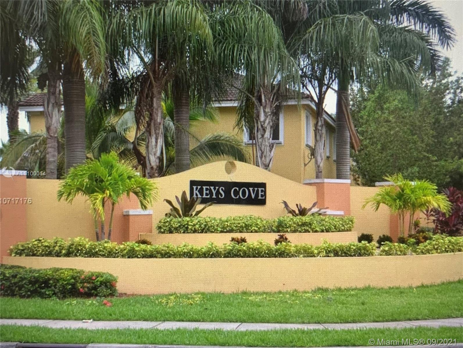 Comfortable, beautiful and bright 2/2 apartment in a Gated Community SHOMA AT KEYS COVE, ceramic floor and laminate floor for bedrooms. Community pool, lakes, BBQ area, 24 hours security. Freshly painted and ready to occupy. Near Baptist Hospital South, Homestead-Miami Speedway, Miami Schools, restaurants, close to shopping center, bus transportation and Florida Turnpike Hwy. Easy to show. Lock box.