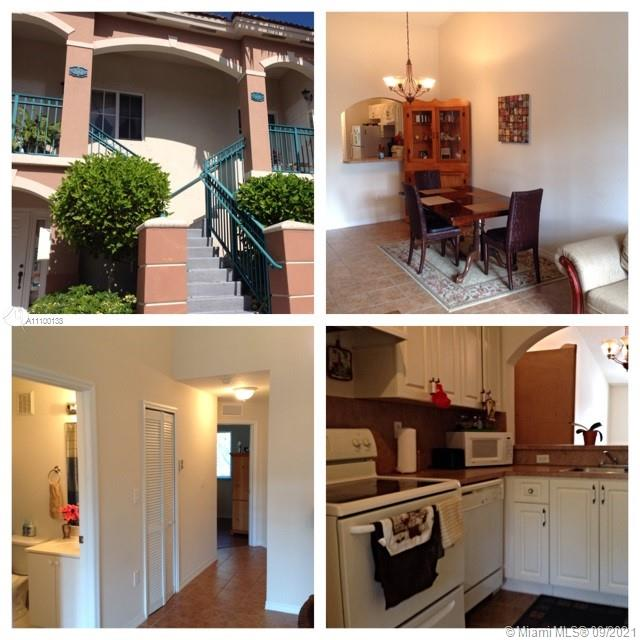 In Homestead, just 30 minutes away from Key Largo. East of US1, two-bedroom apartment for rent, second floor in a gated community with a security guard, high ceiling, washer, dryer, unfurnished, 815 Sq. Ft. each bedroom with walk-in closet, tile, community pool. The unit will be available by November 1st. Close to Baptist Hospital, Turkey Point, Outlet Mall, Air Base. Showings just by appointment. 24 hours notice.