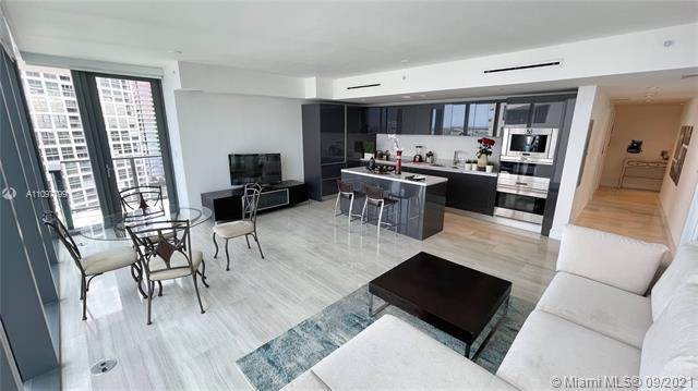 SPECTACULAR CORNER UNIT AT 5-STAR ECHO BRICKELL. FURNISHED  2 BEDROOM, 2.5 BATH SMART APARTMENT WITH EXPANSIVE TERRACE THAT INCLUDES BUILT-IN BBQ. STUNNING VIEWS OF BRICKELL AND BISCAYNE BAY, WITH BREATHTAKING SUNRISES AND SUNSETS. UNIT HAS FLOOR-TO-CEILING WINDOWS, SHADES, ESPRESSO MACHINE, BUILT-IN SMART SOUND SYSTEM THROUGHOUT, AND TOP-OF-THE-LINE APPLIANCES. 2 PARKING SPACES (VALET). AMENITIES INCLUDE INFINITY VIEW POOL AND DECK OVERLOOKING BISCAYNE BAY, CITY AND DOWNTOWN MIAMI W/ FOOD AND DRINK SERVICE, 24/7 CONCIERGE, CHAUFFEUR SERVICE BY APPOINTMENT, VALET, SECURITY, PET-WALKER, FULLY EQUIPPED GYM, AND SPA. EASY TO SHOW!