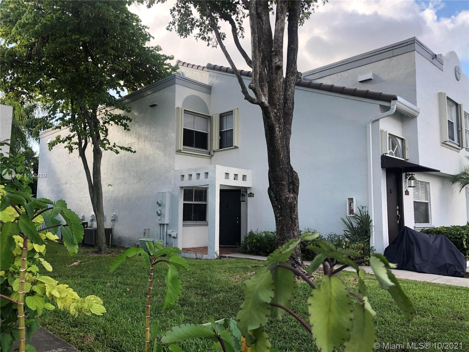 4652 NW 97th Ct #96 For Sale A11100439, FL