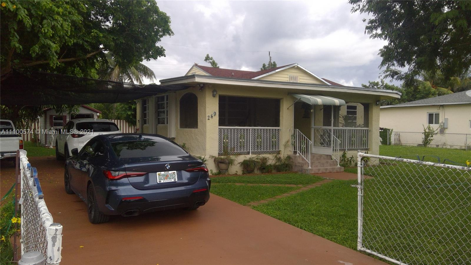 249 NW 99th St  For Sale A11100574, FL