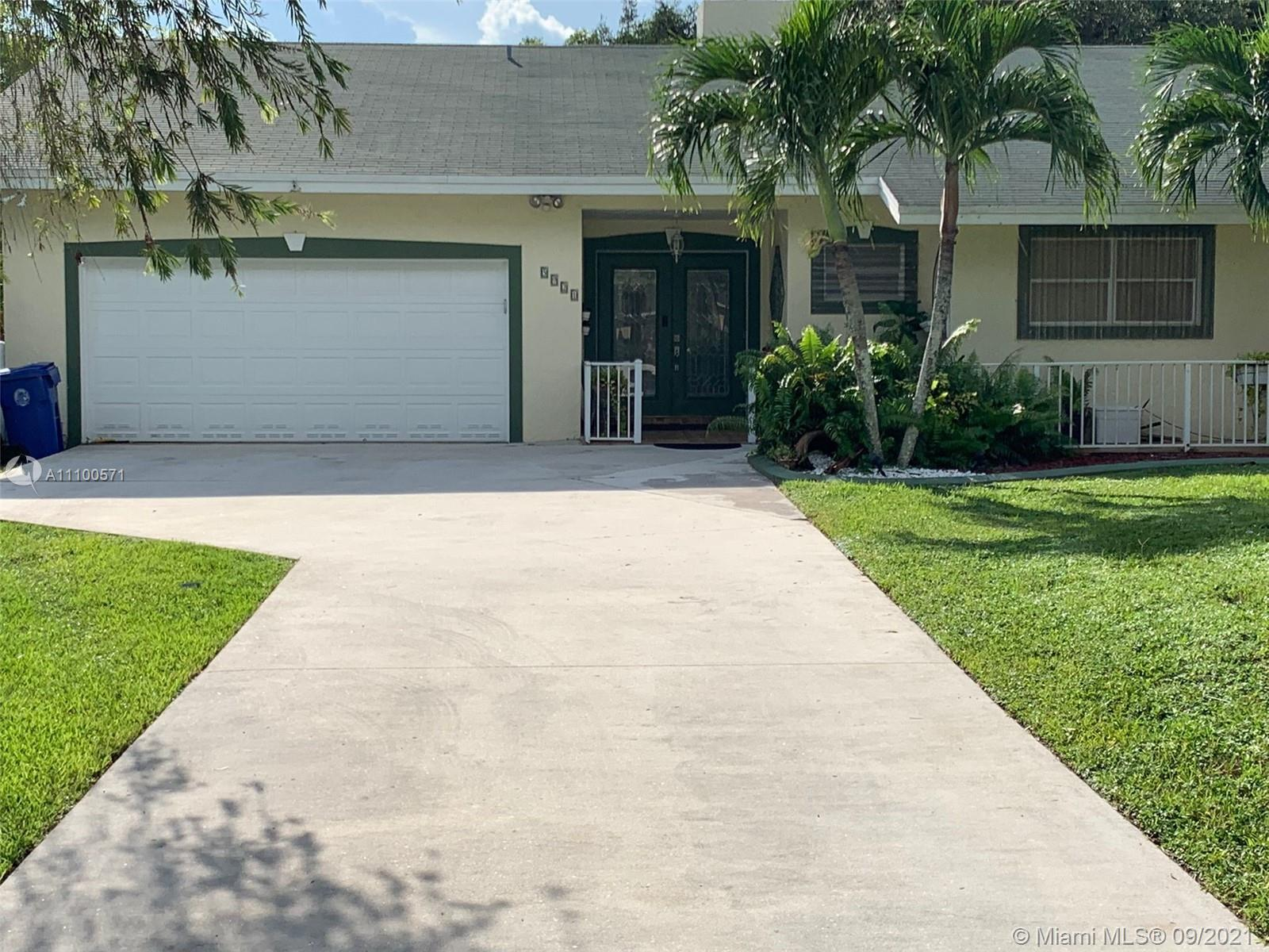 5921 SW 195th Ter  For Sale A11100571, FL