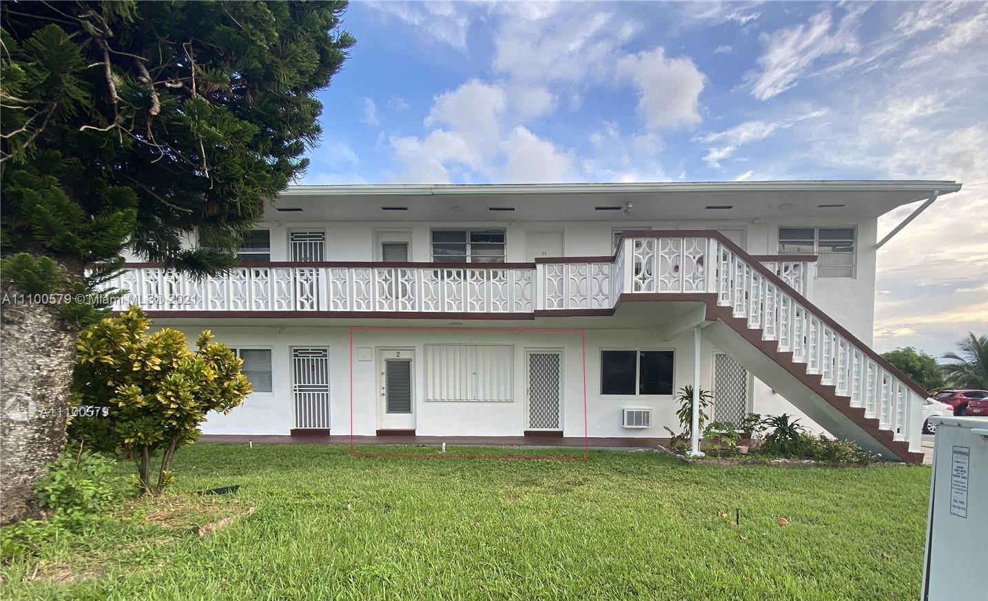 122 204th St Unit 2, Miami Gardens, Florida 33179