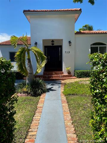 719 W 51st St  For Sale A11091284, FL